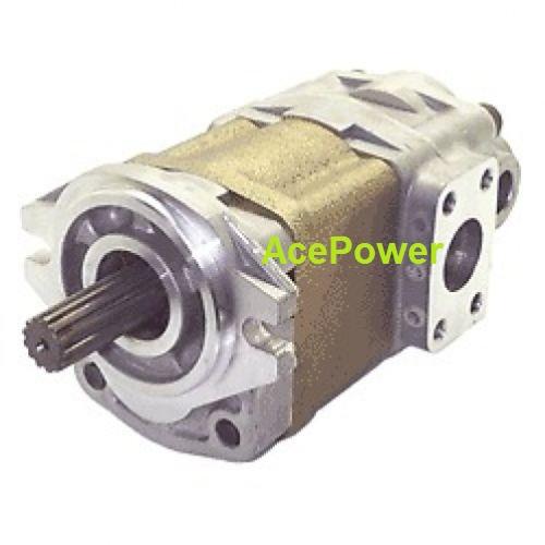 Toyota Forklift Parts Hydraulic Pump 67110-30510-71
