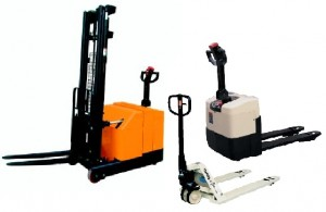 battery stacker & Pallet Trucks