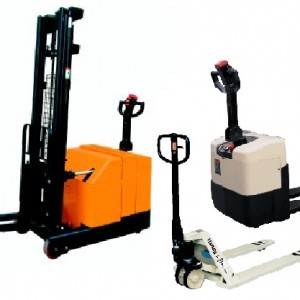 Battery Stacker & Pallet Truck Parts