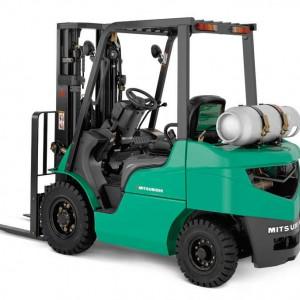LPG/ Gasoline Petrol Forklift 瓦斯/电油叉车